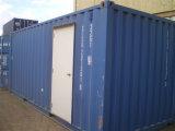 Puerta de acero para la casa del envase del estándar de ISO (CHAM-CD001)