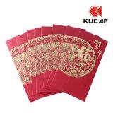Sobre del bolsillo del papel de estilo chino