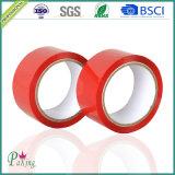 SGSの証明書が付いている顧客用緑色のシーリングまたはパッキングテープ