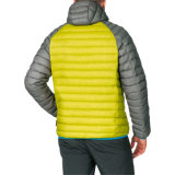 Breathable людей облегченные Windproof греют вниз с куртки