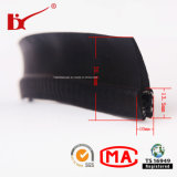 Tiras de borracha personalizadas produto do selo da porta e do indicador do pára-brisa EPDM das peças de automóvel