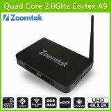 8GB Emmc 1000m Ethernet를 가진 듀얼-밴드 WiFi Amlogic S812 텔레비젼 Box T8 Plus