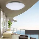 A luz de teto pura redonda a mais popular do diodo emissor de luz do branco