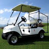 Chariot de golf avec le stand Del3022GS blanc de caddie