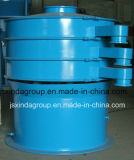 Dell'impianto di riciclaggio di gomma di vibrazione della gomma del setaccio della polvere del vagliatore di Xinda Zs