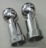 Balai de nettoyage rotatif Ss304 Ss316 en acier inoxydable sanitaire