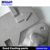 Le parti della pressofusione, parti del pezzo fuso di alluminio