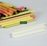 Bâtons tubulaires de diffuseur colorés par fibre de la GY