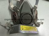 Halbe Gesichtsmaske des Soem-Schablonen-Respirator-6200 ohne 3m