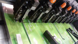 Cahier agrafé par fil faisant la chaîne de production