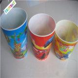 3D Lenticular Plastic het Drinken van Af:drukken Kop