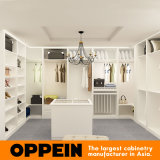 Wardrobe de madeira do armário Walk-in da laca 2016 Matte clássica européia (YG16-L05)