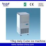 Macchina di fabbricazione di ghiaccio di piccola capacità del cubo del creatore di ghiaccio per la casa