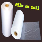 0.015mm HDPE Plastic Film op Broodje