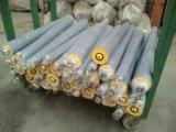 Rolo leve do transporte do PVC do dever, rolo plástico