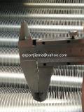 Manojos de tubo aletado de aluminio sacados para el secador/el radiador del aire