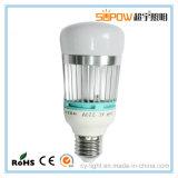 16W 22W 28W 36W E27 LEDの球根はダイカストのアルミニウム高い明るい