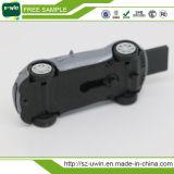 Movimentação instantânea da pena do USB do carro com capacidade diferente