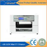 Máquina UV da impressora de 2016 cartões plásticos quentes da venda