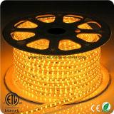 5050暖かい白7mm LEDの縞ETLのオンライン小売店