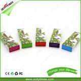 Ocitytimes O2 처분할 수 있는 유리제 Cbd 기름 Vape Ecigarette