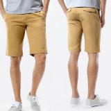 Shorts ocasionais coloridos da carga do algodão do verão dos homens do OEM