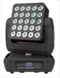 エプシロンPRO Flexcube 25 5X5 10Wのクリー語RGBW LED BeamかWash Moving Head Matrix Panel Light