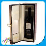 Hölzerner Wein-Kasten für eine Flasche