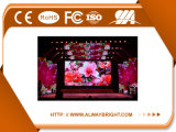 Экран дисплея шкафа крытый P3.91 арендный СИД заливки формы Abt
