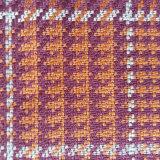 Prodotto intessuto sofà variopinto tinto filato del poliestere della tappezzeria della tessile
