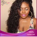 Человеческие волосы нового типа свободные курчавые Unprocessed