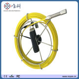 20m/30m/40m/50m Push Road Cable Sewer Pipe Inspection Camera (V8-1088DK)