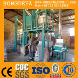 Verkauf Getreidemühle-Pflanzenmais-Getreidemühle-Maschine in der Kenia-24t/24h