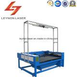 Cortadora de cuero vendedora caliente del laser del Special para los materiales flexibles