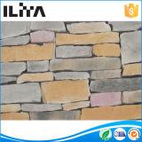 Pedra Manufactured dos materiais de construção de pedra do folheado (YLD-76005), Stone Telha, Building Material