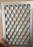 Полый декоративный алюминиевый лист плакирования плиты (Jh52)