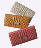 Het Ontwerp van de manier, Populaire Dame Wallet met Nice Embriodery en Hareware