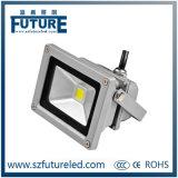 IP65極度の明るさLEDの屋外の照明、50W LEDのフラッドライト