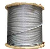 304 вся веревочка провода нержавеющей стали размера