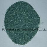 Carboneto de silicone verde para fazer a ferramenta abrasiva