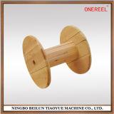 Катышка катушкы высокого качества деревянная для веревочки кабеля
