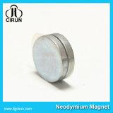 De kleine Ronde Magneet van het Neodymium van de Schijf voor de Magnetische Doos van de Verpakking