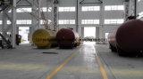 tanque de armazenamento de alta pressão para o LPG, amônia do aço de carbono de 100000L 18bar, gás Appoved de Liquied por ASME