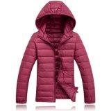 Выдвиженческий киец импортирует облегченную куртку Hoody женщин