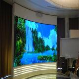 Visualización de LED impermeable al aire libre de alta resolución del módulo P10