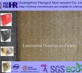 PP laminados Spunbond Nonwoven Fabric para Wine Bag/Cooler Bag/Shopping Bag/Carrying Bag (no. A7Y002)
