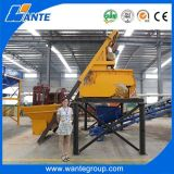 Máquina de fatura de tijolo inteiramente automática hidráulica da imprensa de Qt6-15c, bloco de Guangzhou que faz a máquina