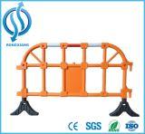 Barreira de ruído elétrico portátil do metal da segurança da estrada