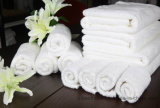 環境に優しい100%年のCottomの浴室タオルの表面タオルのホテル