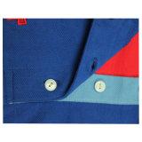 자수를 입어 크기 여자 플러스 광동은 폴로 셔츠를 디자인한다